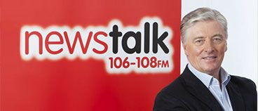 Interview with Pat Kenny
