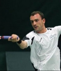 Former Ireland number 1 Tennis  Player