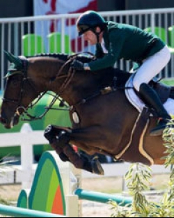 Greg Broderick — Irish International Showjumper