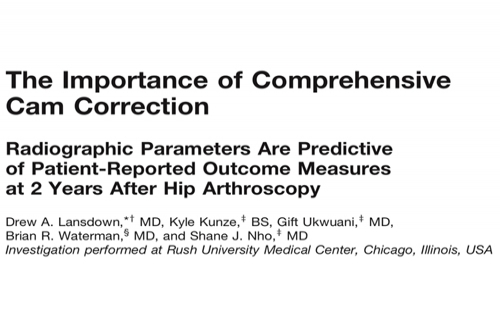 The Importance of Comprehensive Cam Correction